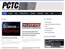 Tablet Preview of pavementcouncil.net